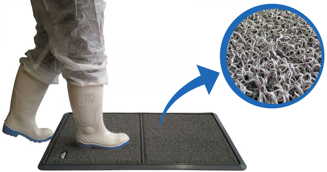 Disinfectant Mats